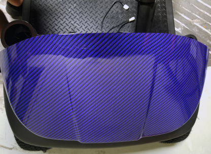 Blue-Black-Carbon-Fiber-golf-car-wrap