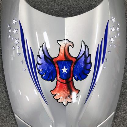 Eagle-One-golf car graphics kit